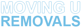 Moving U Removal Company Logo